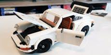 Lego bringt Porsche Targa und Turbo in einem Modell