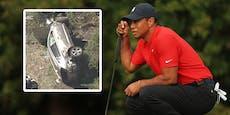 Sein Arzt schildert: So schlimm geht es Tiger Woods