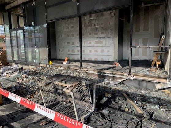Brandstiftung in St. Pölten geklärt.