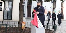 Gedenkstein für Opfer des Wien-Terrors enthüllt