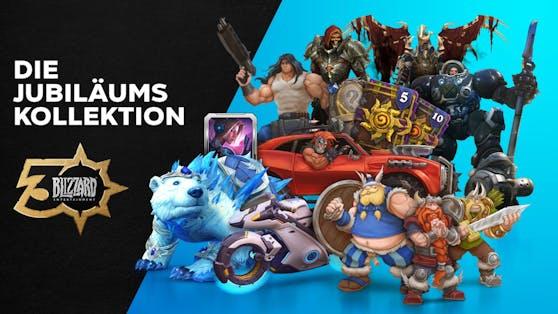 Die Blizzard Arcade Collection ist jetzt verfügbar auf Battle.net und in den digitalen Shops der Konsolen.