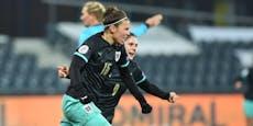 ÖFB-Frauen lösen das Ticket für die Europameisterschaft