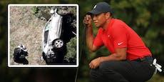 Tiger Woods spricht erstmals nach schweren Unfall