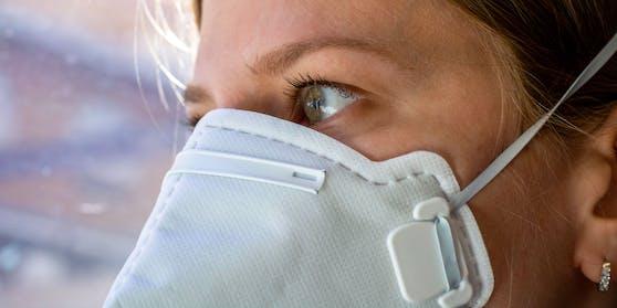 Masken aus China sollen auch gut schützen.
