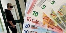 Darum kaufte sich Lehrling 18.270 Euro Falschgeld