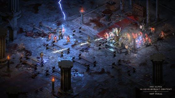 """""""Diablo II: Resurrected"""" ist eine originalgetreue Neuauflage von """"Diablo II"""" und seiner preisträchtigen Erweiterung."""