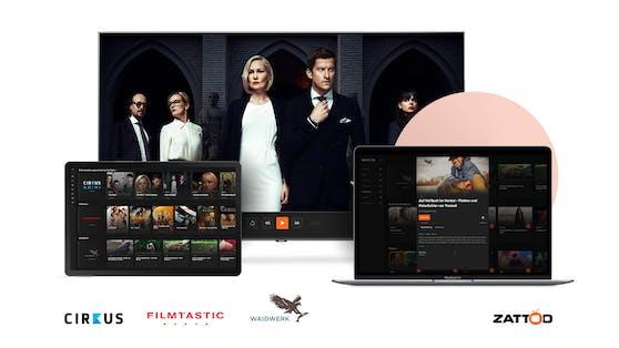 Zattoo bietet als erster TV-Streaming-Anbieter in Österreich ab sofort auch Video-on-Demand-Inhalte.