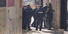Polizei sucht nach Juwelierraub in Wien Zeugen