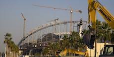 Mehr als 6500 Menschen starben für Katars WM-Stadien