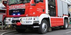 Hausbesitzerin stirbt bei Brand in Wien-Floridsdorf