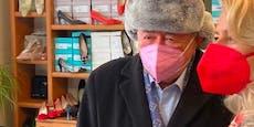 """Lugner über seinen Krebs: """"Des is ned so schlimm"""""""