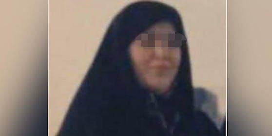 Zahra Esmaili wurde tot gehängt.