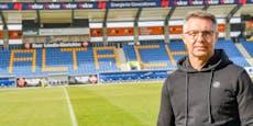 Ex-Rapid-Coach Canadi kehrt in die Bundesliga zurück