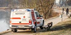 Leiche in Badesee bei Linz gefunden, Polizei ermittelt