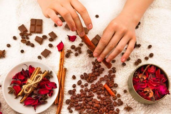 mmmmhmmm, Schokolade zum Reinlegen...