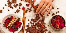 Balsam für die Seele: Schokolade zum Baden