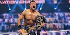 """WWE-Champion The Miz: """"Bald wieder in Österreich"""""""