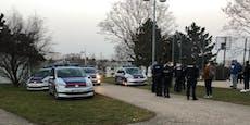 """""""Teenies mit Waffe"""" – Polizei-Einsatz in Liesinger Park"""