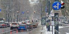 Kälteeinbruch bringt jetzt noch einmal Neuschnee