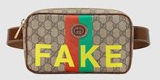 Gucci verlangt 1.650 Euro für gefälschten Rucksack