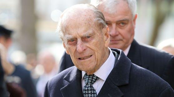 Kein Staatsbegräbnis, dafür Trauer mit maximal 30 Personen: Der Abschied von Prinz Philip wird durch ein strenges Protokoll geregelt.