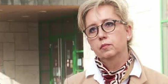 Evelyn Molin-Zenker ist die Direktorin der geschlossenen Volksschule in Hietzing