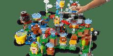 Lego veröffentlicht 7 neue Super-Mario-Erweiterungen