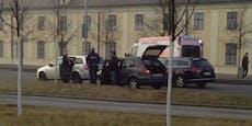 30-Jährige nach Unfall mit Verletzungen im Krankenhaus
