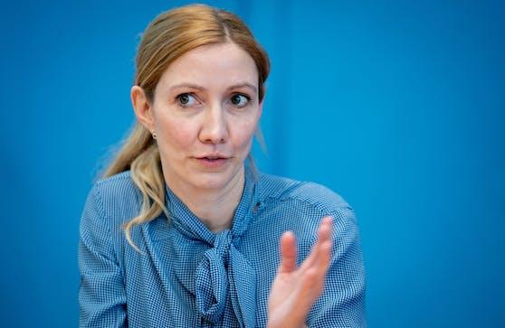 Top-Virologin Sandra Ciesek