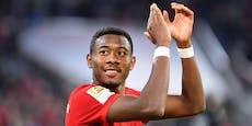 Bericht: Alaba hat Einigung mit neuem Klub erzielt