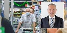 Mann ohne Maske musste trotz Attest Bio-Markt verlassen