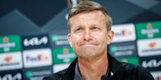 """""""Nicht gut genug"""" - Marsch kritisiert Salzburg-Jungstar"""