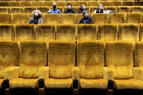 Sitzen wir demnächst so in den Kinos?