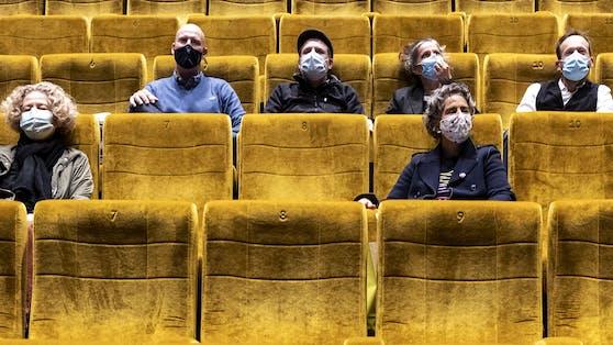 Sitzen wir bald wieder in den Kinos?