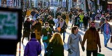 Corona-Zahlen steigen schon auf über 2.300 neue Fälle