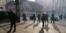 Bombendrohung am Hauptbahnhof - Polizei evakuiert