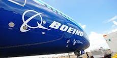 Schon wieder! Boeing 777 muss in Moskau notlanden
