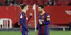 Barcelona-Umbruch: Nur sechs Stars dürfen bleiben