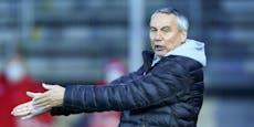 Pacult führt Klagenfurt zum ersten Saison-Auswärtssieg