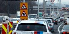 Sperre in Tunnel – Verkehr in Wien kollabiert