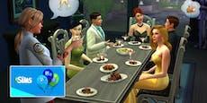 Die Sims feiert 21. Geburtstag mit kostenlosen Inhalten