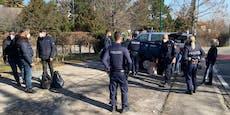 Polizei ertappt Schlepper in Wien auf frischer Tat