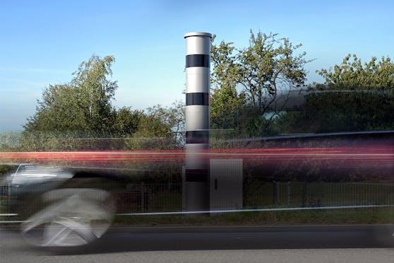 Mit 210 km/h wurde der Mühlviertler auf der A1 gestoppt.