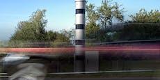 Alko-Lenker raste mit 210 km/h über die Westautobahn
