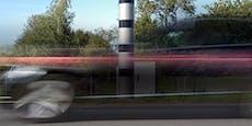 88-Jähriger rast mit 191 km/h zum Corona-Impftermin
