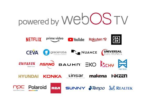LG weitet seine webOS Smart-TV-Plattform auf TV-Markenpartner aus.