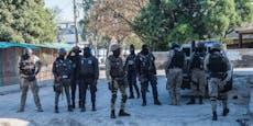 25 Tote bei Gefängnisausbruch – auch Leiter tot