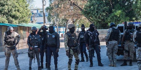 Gefängnisausbruch Haiti
