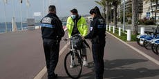 """Hier kontrolliert Polizei nun """"Ausgeh""""-Formulare"""