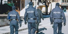 Falsche Polizisten kassierten Corona-Strafe ab
